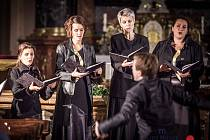 """V Jihlavě se v pondělí představí komorní sbor Martinů Voices. Koncert """"Brahms, Wagner, Mahler – vokální díla světových romantiků"""" začne ve Velké gotické síni v 19 hodin."""