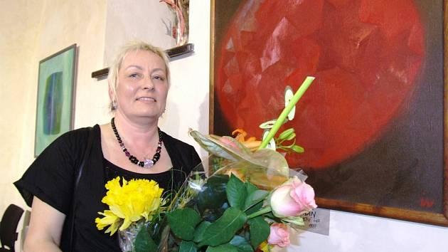 Výstava děl akademické malířky Ireny Wagnerové v Jihlavě