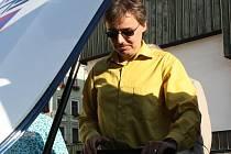 Jaromír Marušinec. Také on byl jedním z účastníků závodu Wave.