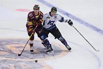 Jihlavští hokejisté na ledě ve Vrchlabí promarnili slušný náskok a prohráli 2:4.