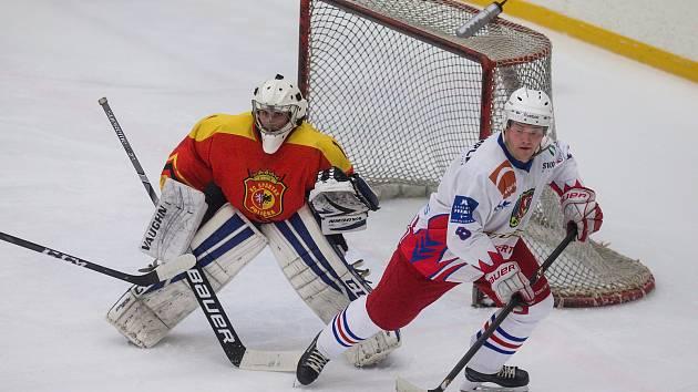 Odmítají postup do ligy. Hokejové kluby z Vysočiny trápí nedostatek financí
