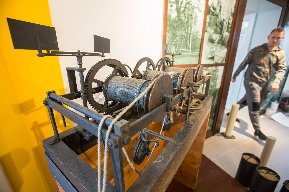 Muzeum Hrotovicka je od září otevřené v Hrotovicích.