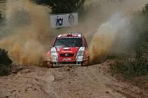 Poslední závod juniorského šampionátu v rallye absolvoval Martin Prokop na Sardinii. Teď na něj už čeká finská šotolina.