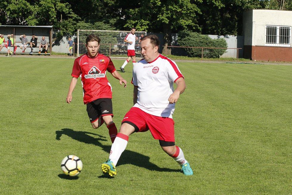 Fotbalisté Bedřichova vyhráli I. A třídu skupinu A.
