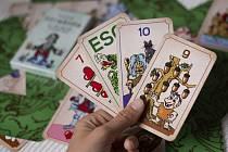 Hrací karty Strašidla