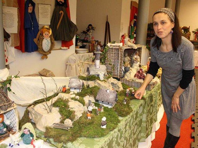 Do Teras láká devadesát betlémů