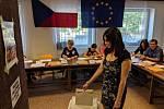 Eurovolby na Jihlavsku.