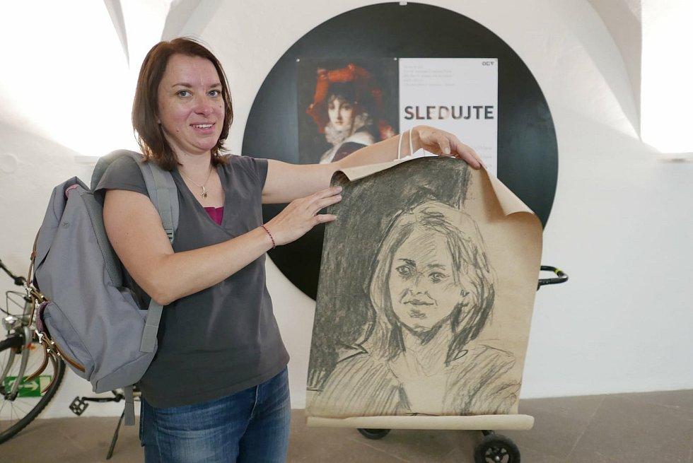 Obě pracoviště Oblastní galerie Vysočiny v centru krajského města si pro návštěvníky v pátek 10. září připravila bohatý program.