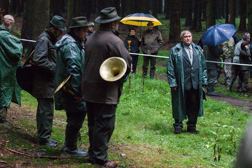 Na 43. ročníku Memoriálu Richarda Knolla se začátkem září v mysliveckých honitbách na Jihlavsku a Havlíčkobrodsku představili nejlepší jedinci z plemen ohařů z České republiky.