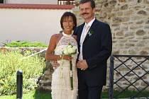 Své ano si 7. července 2007 řekli také Naděžda Jordánová a Michael Georgiev.