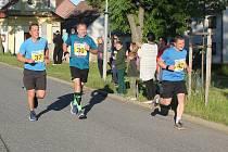 Kamenická patnáctka zahájila letošního Běžce Vysočiny.