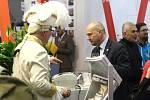 Zahájení veletrhů GO a REGIONTOUR na brněnském výstavišti