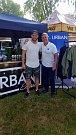 Marek Lupač se v červenci setkal v Londýně s Terrym Dempseym, jehož firma zásobuje rybářským náčiním francouzské nebo italské rybáře.
