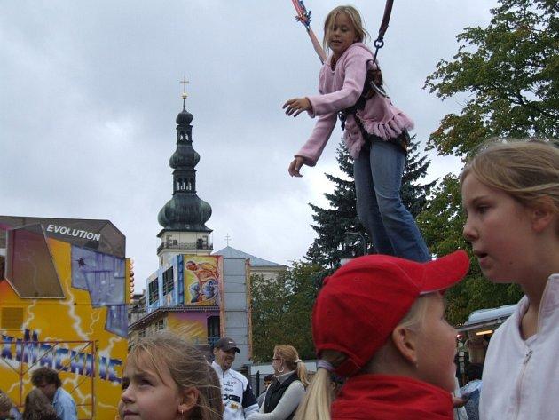 Mrkvanová pouť v Polné přilákala v sobotu a neděli tisíce lidí z regionu i z daleka.
