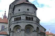 Bazilika sv. Prokopa v Třebíči.
