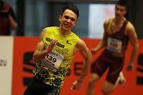 Eduard Kubelík se stal halovým mistrem České republiky v běhu na 200 metrů pro rok 2020.