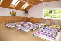 Takto vypadají prostory v mateřské škole (MŠ) U Dlouhé stěny v Jihlavě