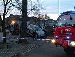 V Jihlavě měl vraždit bývalý partner oběti. Policie hledá svědky i pachatele