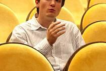 Marek Hovorka, ředitel Mezinárodního festivalu dokumentárních filmů