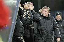 FC Vysočina se na jaře dočkal druhé vítězné radosti. Body uzmul Vlašimi.