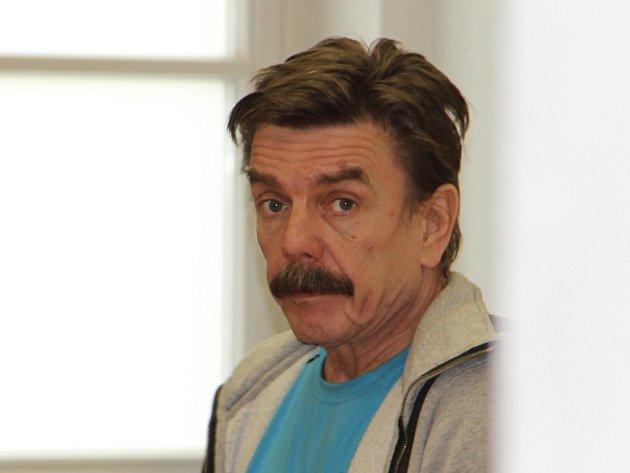 Po soudním líčení byl Pavel Okapal (na snímku) propuštěn z vazby.