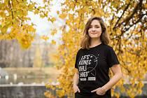 Mladá politička a místopředsedkyně Zelených Anna Gümplová.