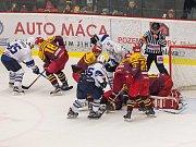 Jihlava - Kladno 1:0, sedmý zápas play off.