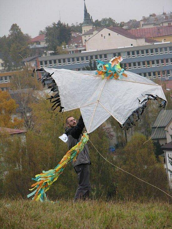Sobota patřila v Jihlavě milovníkům draků.