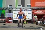Strongman Ludvík Lang.