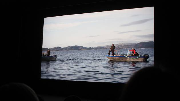 O film Svéráz českého rybolovu byl velký zájem, proto bude repríza sedmého srpna.
