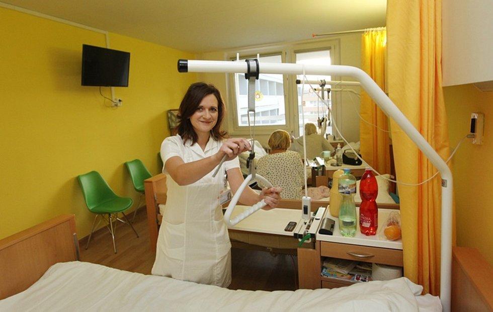 Nemocnice Jihlava. Ilustrační foto