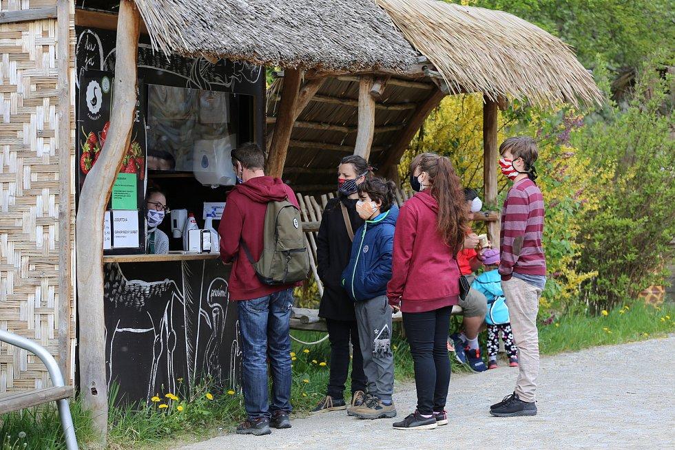 Zoo Jihlava o první květnové sobotě