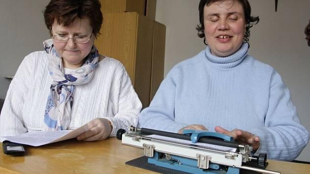 Nevidomí z celé republiky soutěžili v Jihlavě.