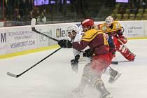 Jihlavští hokejisté předvedli v sobotu v Kladně skvělý obrat a po výhře v prodloužení budou dnes usilovat o postup do extraligové baráže.