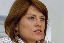 Předsedkyně představenstva ICOM Transport Kateřina Kratochvílová.