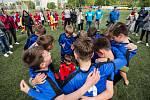 Krajské kolo McDonald´s Cupu v Jihlavě.