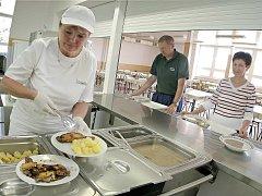 Školní jídelna ve Velkém Beranově patří mezi úspěšné účastníky soutěže O nejlepší školní oběd 2017.