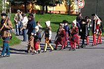 Jihlavští permoníci se v průvodu hornických měst z celé země i ze Slovenska neztratili.