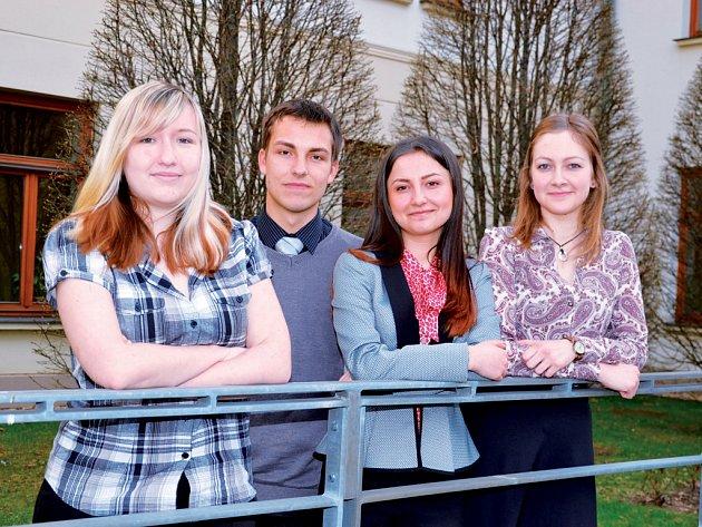 Čtveřice studentů bude provázet na světové výstavě EXPO 2015 v Miláně.