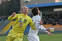 Do základní sestavy v zápase proti Olomouci se vrátí pravděpodobně i kapitán jihlavských fotbalistů Petr Vladyka.