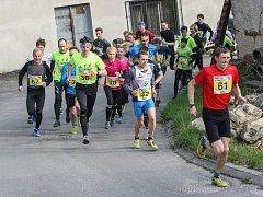 Běžec Vysočiny: Okolo trpaslíka Hybrálec