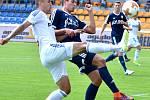 Přípravné utkání FC Vysočina Jihlava - SFK Vrchovina Nové Město na Moravě.