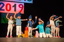 Taneční soutěž romských skupin Amen khelas 2019.