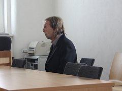 U soudu. Soud uložil Luboši Dočkalovi (na snímku) trest dvacet měsíců odnětí svobody podmíněně.