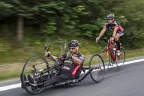Akce má ukázat, že zdraví a handicapovaní lidé mohou fungovat jako jeden tým. V závodě i v životě.