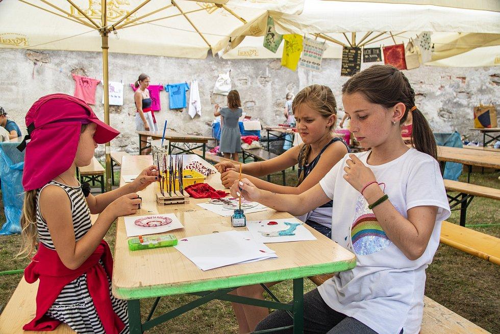 Letošní Prázdniny v Telči se těší rekordní návštěvnosti.