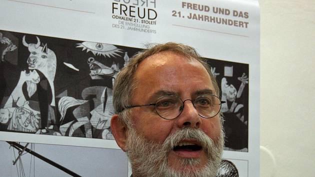 Kulturní rada rakouského velvyslanectví Walter Persche.