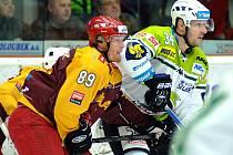 Jihlavští hokejisté nastoupili v Karlových Varech v okleštěné sestavě, když postrádali pětici hráčů hostujících v Dukle právě z Energie.