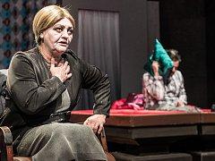 Širší nominaci Anna Bazgerová získala za roli zemřelé matky Fanny, která po deseti letech vstane z hrobu, aby proklepla synovu snoubenku.