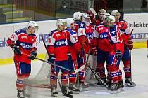 Kdo povede hokejisty Třebíče jako hlavní trenér? To šéf klubu Martin Svoboda zatím odhalit nechce. Začátkem května by mělo být jasno.